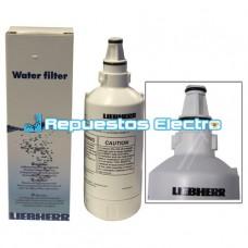 Filtro de agua frigorífico americano Liebherr