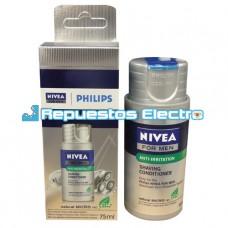 Crema de afeitar Nivea para Philips Cool Skin