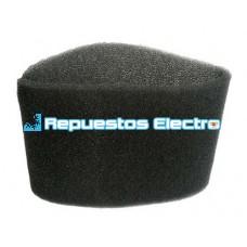 Filtro protección motor aspirador Philips