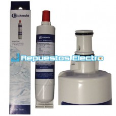 Filtro de agua frigorífico americano Bauknecht