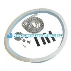 Kit eje tambor secadora Ariston, Indesit