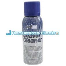 Limpiador afeitadora Braun 100 ml