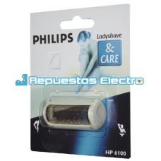 Rejilla depiladora Philips Ladyshave HP6100