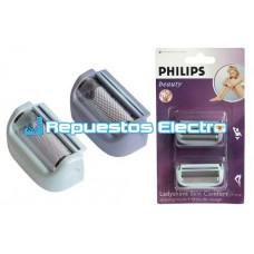 Rejilla depiladora Philips Ladyshave Opti Shave System HP6108
