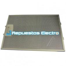 Filtro metálico campana extractora Neff