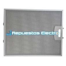 Filtro metálico campana extractora Balay, Bosch, Siemens