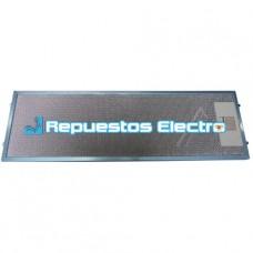 Filtro metálico campana extractora AEG, Electrolux