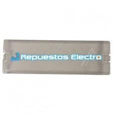 Deflector de luz campana extractora Fagor, Edesa