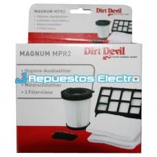 Filtro aspirador Dirt Devil Magnum MPR2