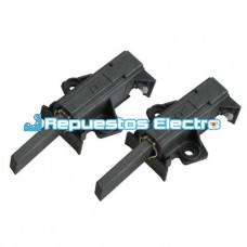 Escobillas de carbón lavadora AEG, Electrolux, Zanussi