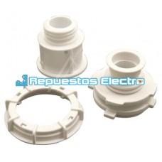 Kit soporte aspersor inferior lavavajillas Ariston, Indesit