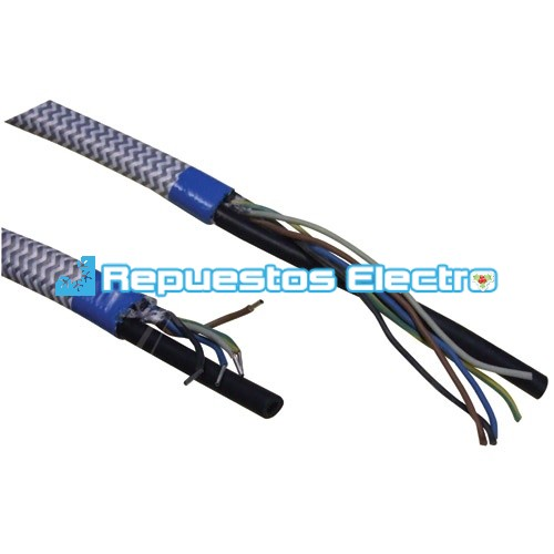 Cable tubo vapor central para plancha - Tubos para cables ...
