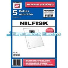 Bolsa aspirador microfibra Nilfisk