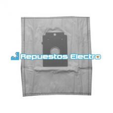 Bolsa aspirador microfibra + filtro Ufesa
