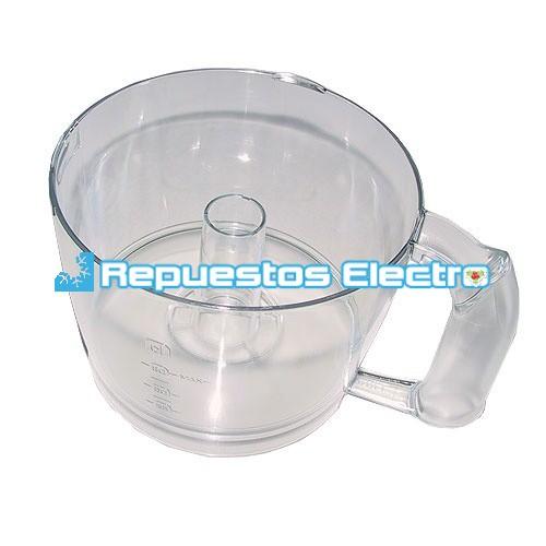 Recipiente robot cocina moulinex masterchef delicio for Robot de cocina masterchef