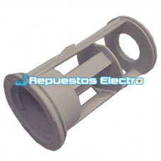 Filtro bomba lavadora Zanussi, AEG, Electrolux