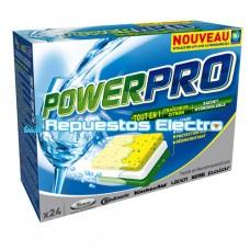 Detergente en tabletas 2 en 1  para lavavajillas frescor de limón